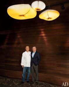 Nobu (and restaurant partner De Niro)