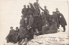 Экскурсия по Пятигорску. Январь 1934 года.