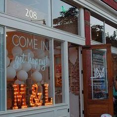 Moon and Lola Raleigh, North Carolina 27601  208 South Wilmington Street   (919.322.4277)  Store Hours:  Mon:  Clo...