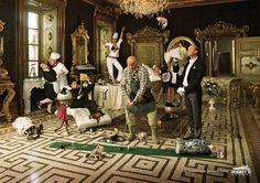 Ferretti Yachts: When the Master's away