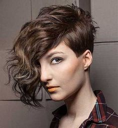 Pixie Cut For Curly Hair   The Best Short Hairstyles for Women 2015