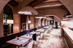 Trattoria Pocol. Brasov. Food. Italian. Restaurant. Interior And Exterior, Conference Room, Restaurant, Table, Furniture, Food, Home Decor, Decoration Home, Room Decor