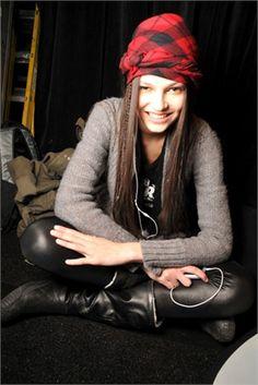 pirate smile.