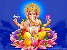 Ganesha is one of the famous and greatly worshiped deities in Hinduism. The main identity of Lord Ganesha is his elephant like head. It is known that Vinayaka is the eldest son of Lord Shiva and Goddess Parvati. Shri Ganesh, Durga, Jai Hanuman, Ganesh Chaturthi Images, Happy Ganesh Chaturthi, Ganesh Images, Ganesha Pictures, Krishna Images, Film Shot