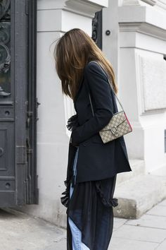 Gucci bag | street style |