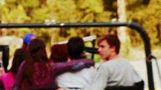 Skandar, Anna and Wil ❤️ ~ remember during lww he didn't like hugs? #sweet ^_^