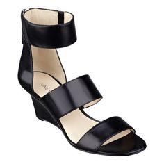 Risktaker ankle strap sandals