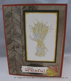Stampin'Up! Truly Grateful