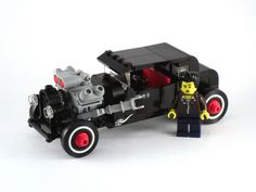 https://flic.kr/p/bDFf6u | Roadkill Hot Rod | Roadkill; a hot rod inspired by '6538 Rebel Roadster' and 'Jimmy Shine'.