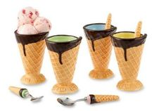fave thing to eat ice cream out of! Ice Cream Dishes, Ice Cream Desserts, Cream Bowls, Kitchen Tools And Gadgets, Kitchen Supplies, Rose Gold Room Decor, Cute Kitchen, Teen Room Decor, Ice Cream Party