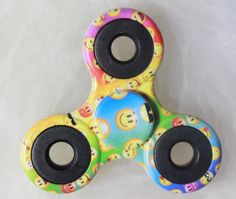 Hand Spinner Fidget Emoji Face Children Kids Fun Toy Gift Boys Girls USA SELLER in Toys & Hobbies, Games, Other Games | eBay