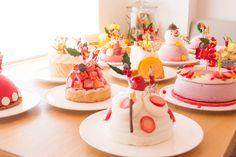 アイスクリームケーキ専門店グラッシェルが贈る、クリスマスの新作ケーキ登場