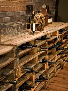 Traditional Wine Cellar Design Ideas, Pictures, Remodel & Decor