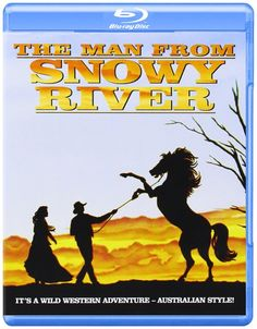 Man From Snowy River [Edizione: Stati Uniti] [Reino Unido] [Blu-ray] Movies Showing, Movies And Tv Shows, Man From Snowy River, Kirk Douglas, Movies Worth Watching, Getting Him Back, Western Movies, About Time Movie, Great Movies
