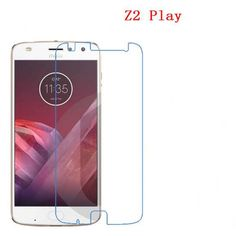 ZLYLXL Soft Explosion-proof Screen Protector phone film for Motorola Z2 Play
