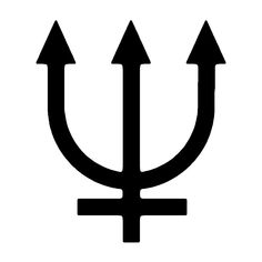symbol for Neptune - Google Search | The Solar System ...
