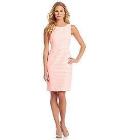 Antonio Melani Aubrey Jacquard Pattern Dress #Dillards
