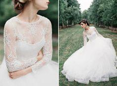 Esmeralda –Sareh Nouri Fall 2015 Collection. www.theweddingnotebook.com