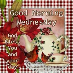 Good morning sister and all,have a lovely Wednesday take care☆♡☆.