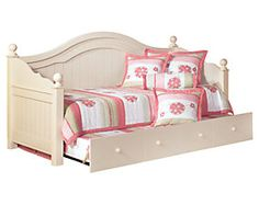 Cottage Retreat Twin Day Bed with Trundle View 2