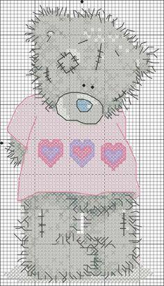 tatty teddy heart sweater