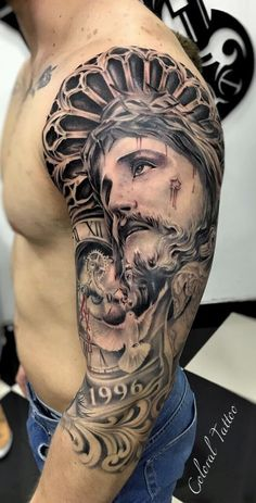 Coloral Tattoo