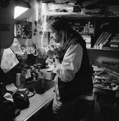 Kevin Carter en el cuarto oscuro.  http://tiendacostarica.cr/camaras-digitales/