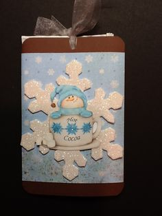 Hot Cocoa Packets Christmas Favors, Christmas Crafts, Cocoa, Wraps, Merry, Hot, Theobroma Cacao, Hot Chocolate, Rolls