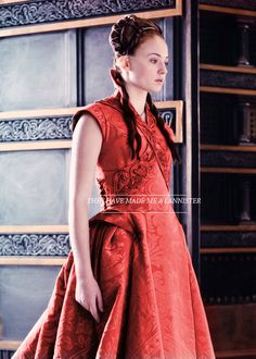 """Sansa Stark """"They have made me a Lannister..."""""""
