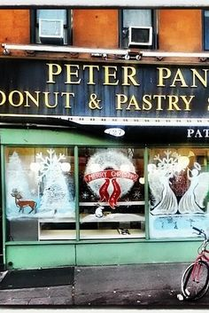 Peter Pan Donut & Pastry. This place isn't fancy - in fact quite the opposite - but you don't come for the decor, you come for the budget-friendly, tastebud friendly donuts. No crosants or dosants here, just old school treats that are worth turning up early for.