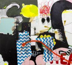 "Saatchi Art Artist Taylor White; Painting, ""Highway Kids"" #art"