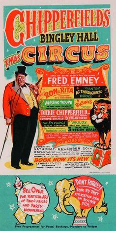 freak posters | Freak Circus Poster