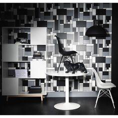 Chaise noire COVENTRY   Maisons du Monde
