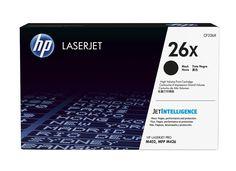 HP 26X (CF226X) Black High Yield Original LaserJet Toner Cartridge