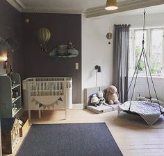 Lovely kids room with different activity zones 👌🏻✨ thanks for including some Cam Cam here 😍 Baby Bedroom, Baby Boy Rooms, Baby Room Decor, Nursery Room, Kids Bedroom, Kids Room Design, Room Inspiration, Home Decor, Kids Zone