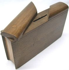 wooden money box - Google Search