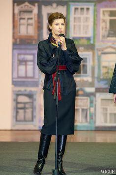 #MarynaPoroshenko