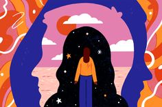 New York Times- How to be more empathetic on Behance Art And Illustration, Character Illustration, Graphic Design Illustration, Motion Design, Design Art, Ios Design, Dashboard Design, Les Oeuvres, Identity