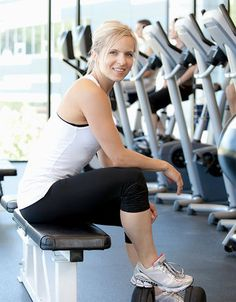 Exercise Tips to Reach Fitness Goals - Women's Health Magazine