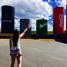 The unusual findings in Utah are these random Giant Soda Cans in the middle of Itah. If your driving from southern Utah to salt lake then you will find these in the city of Salina! #cocacola #utah #saltlakecity