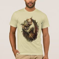 Shop LEGOLAS GREENLEAF™ Graphic 2 T-Shirt created by thehobbit. Personalize it with photos & text or purchase as is! Thranduil, Legolas, Doctor Strange Powers, Great T Shirts, T Shirts For Women, Cartoon T Shirts, The Hobbit, American Apparel, Colorful Shirts