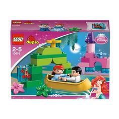 Duplo Ariel'S Magical Boat Ride