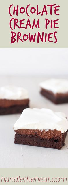A rich, luscious, fudgy, and chocolatey treat!