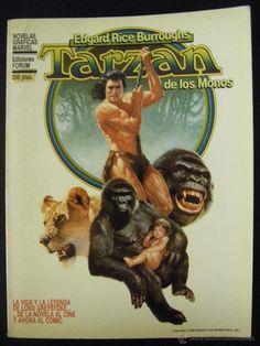 TARZAN DE LOS MONOS. VERSIÓN EN CÓMIC DE LA PELÍCULA. (Tebeos y Comics - Forum - Prestiges y Tomos)