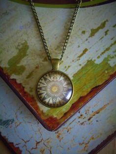 """Ketten - Kette """"Kompass"""" - ein Designerstück von Love-design bei DaWanda"""
