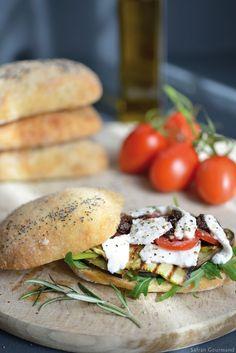 Petites Ciabattas & Sandwich du Sud - Safran Gourmand