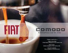 "Check out new work on my @Behance portfolio: ""Fiat comodo"" http://be.net/gallery/59396899/Fiat-comodo"
