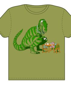 Dinosaur Tea Party!!!  maybe something for tyler to wear at paisley's bday party...or maybe something for pais to wear at tyler's dino party!