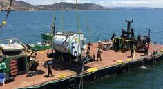 Lee Microsoft prueba su primer Centro de Datos submarino