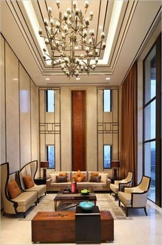 Paying attention to the details of the design is essential in creating a luxury living room interior. Contemporary Interior Design, Living Room Interior, Interior Design Living Room, Living Room Designs, Living Rooms, Luxury Home Decor, Luxury Interior, Home Interior, Luxury Homes